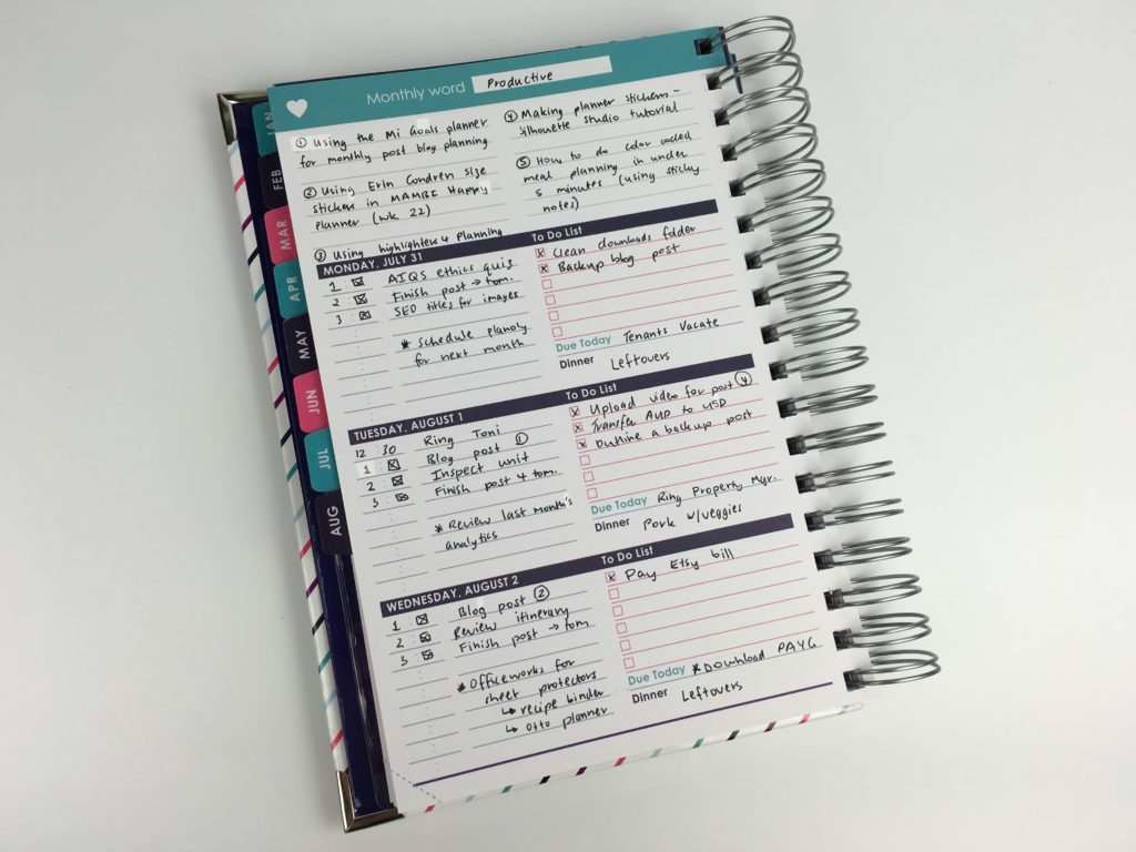 ashley shelly planner review pros cons better than erin condren similar to happy planner horizontal