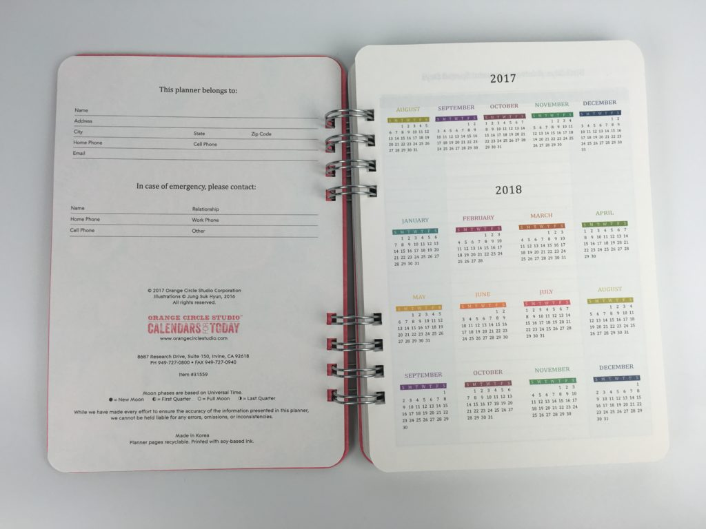 do it all planner by orange circle studio is it a good planner for students worth buying academic year