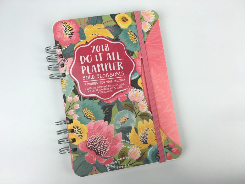 do it all weekly planner review by orange circle studio pros cons is it worth buying