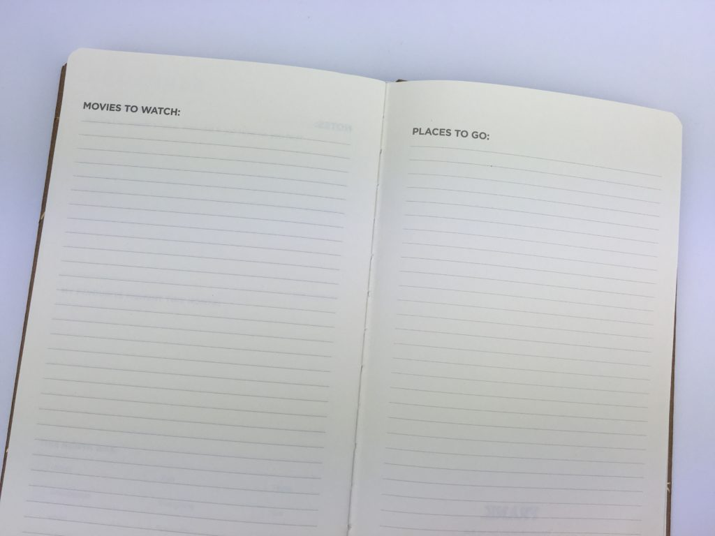 how to use blank notes page of your planner functional notebook frank stationery journal