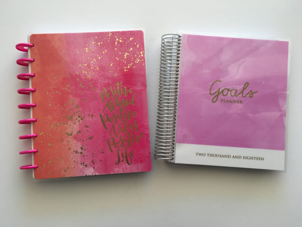 otto 2018 goals planner officeworks size comparison to mambi happy planner pros cons similar peek inside australian planner vertical