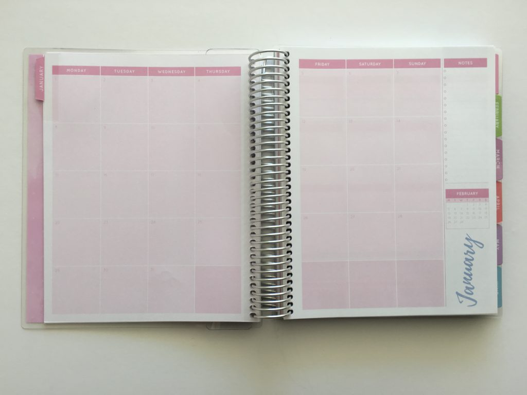 otto goals planner officeworks weekly planner 2018 cheaper alternative to erin condren similar australian planner affordable monthly spread colorful monday