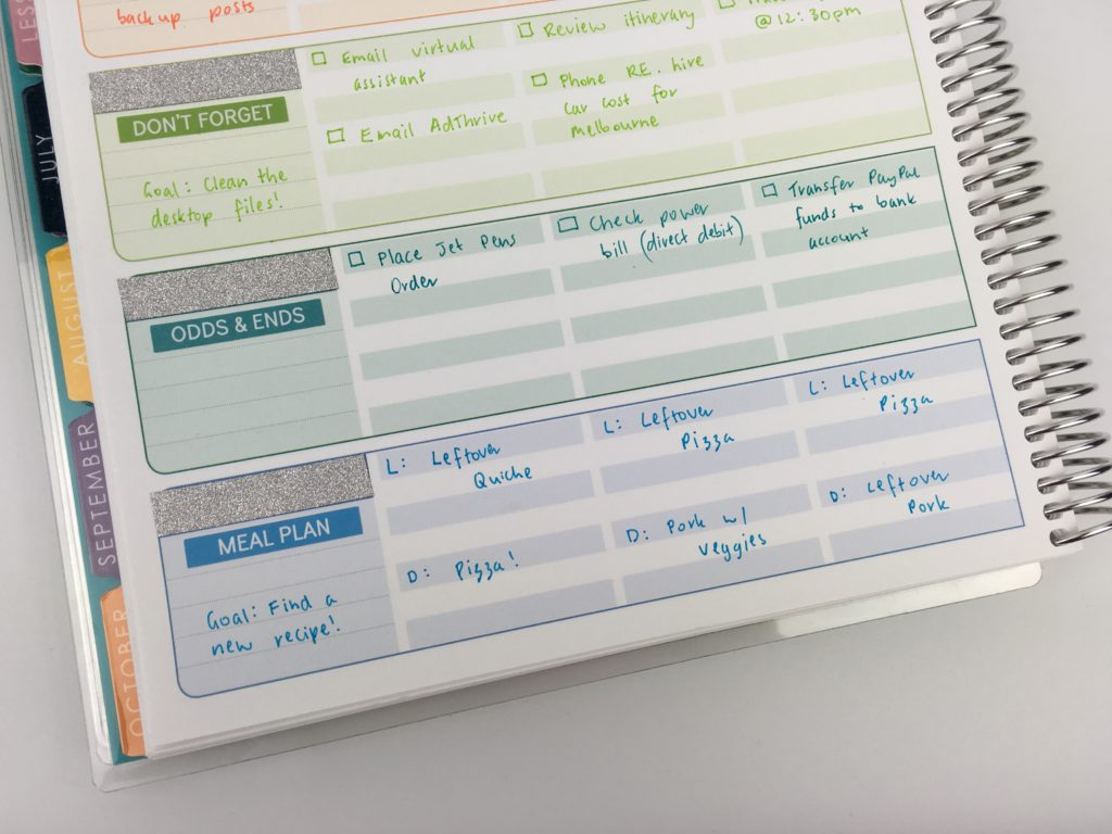 tips for getting the most out of your erin condren planner converting lesson planner for personal family