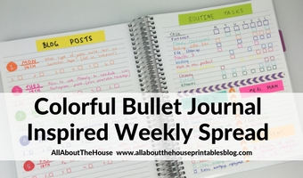 bullet journal weekly spread idea washi tape plan with me challenge decorating minimalist ideas habit tracker tripplus pen diy