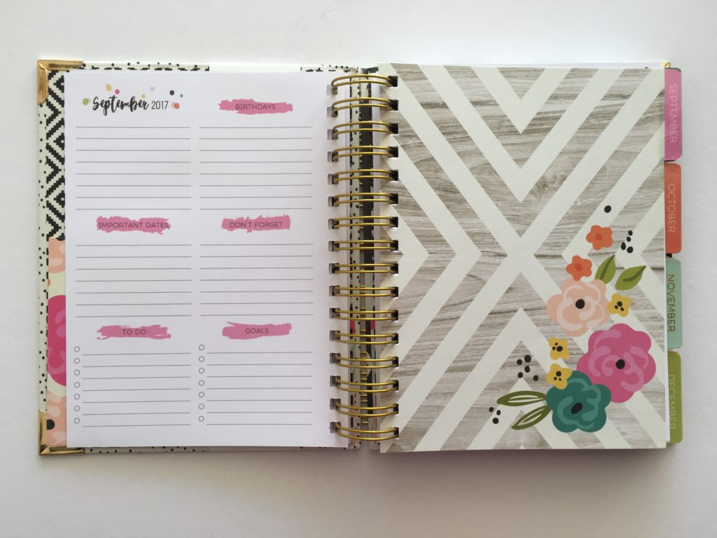 carpe diem simple stories planner review buy australia a5 inserts refills spiral bound notebook monthly planning page how to choose a planner cheaper horizontal