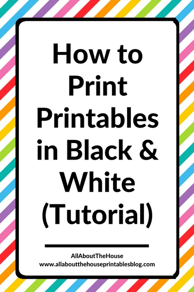 how to print printables in black and white simple minimalist planning resize choose printer planner stickers a5 insert refill