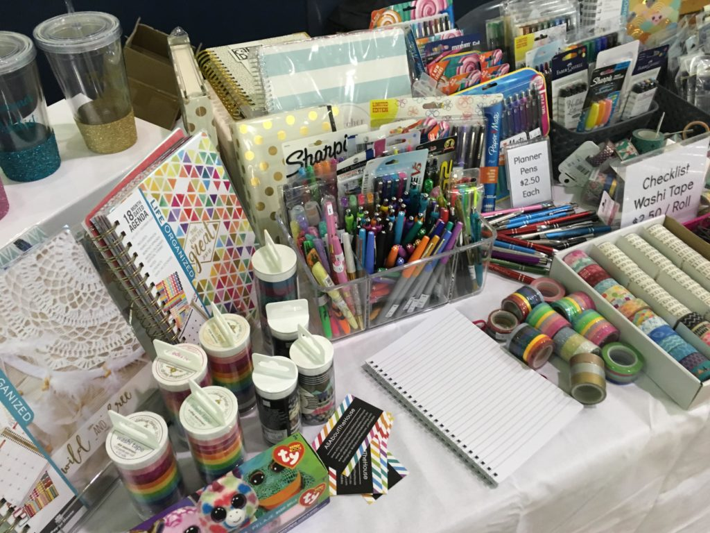 brisbane planner markets 2017 september how to prepare for a craft show stall fair fete printable planner checklist-min