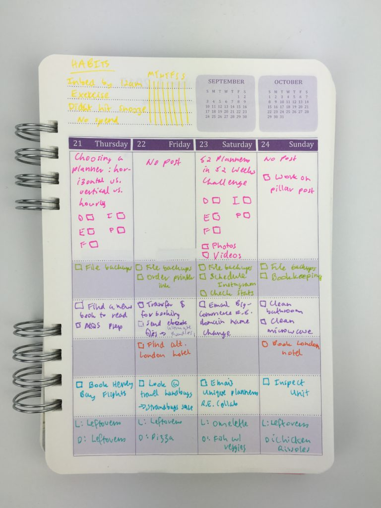 cheaper alternative to erin condren vertical life planner do it all weekly planner vertical monday start color coding tips ideas setup spread