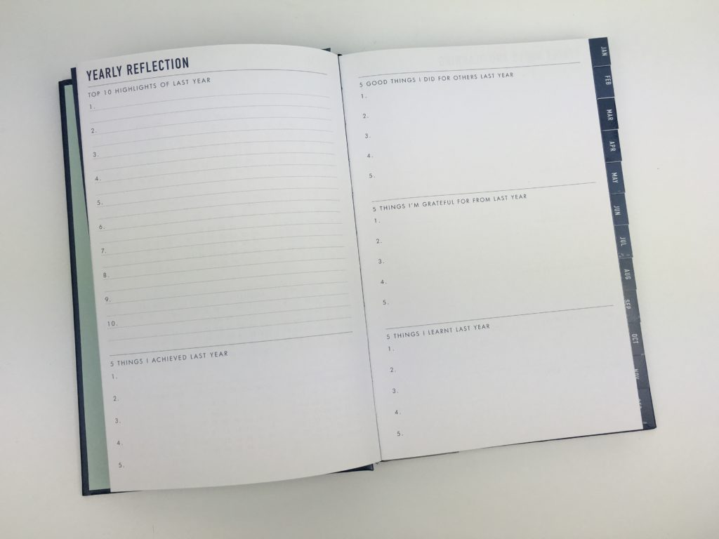 kikki k goal setting planner review a5 2018 organizer yearly reflection weekly daily worth the money overrated cheap australia