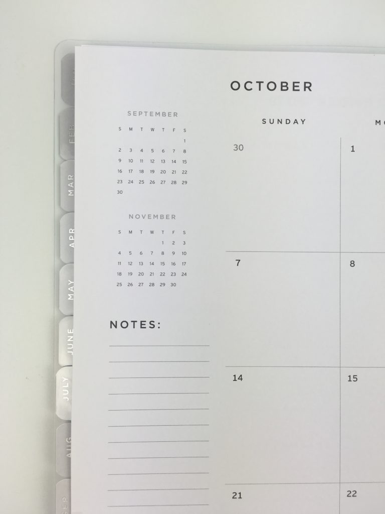 american crafts 2018 weekly planner minimalist 2 page calendar large letter size carefully crafted all about planners australia planner addict
