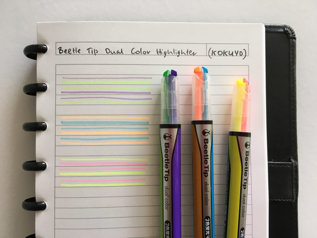 beetletip highlighters kokoyu officeworks buy australia quirky color coding planner supplies australia review haul planning tips inspiration diy