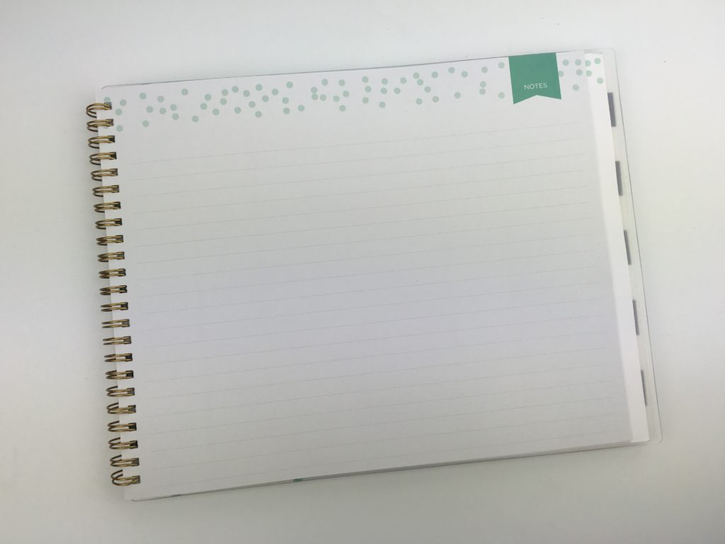 day designer for blue sky lined note paper review planner pros and cons cheap affordable