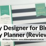Day Designer for Blue Sky Horizontal Weekly Planner Review
