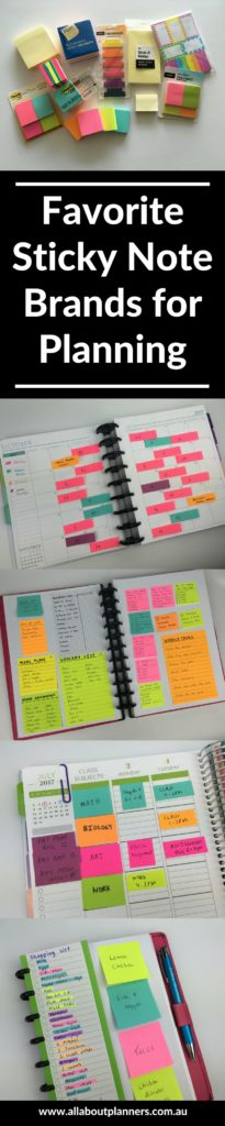 favorite sticky note brands for weekly planning color coding post it note 3m review pros and cons aspire keji cheap australia