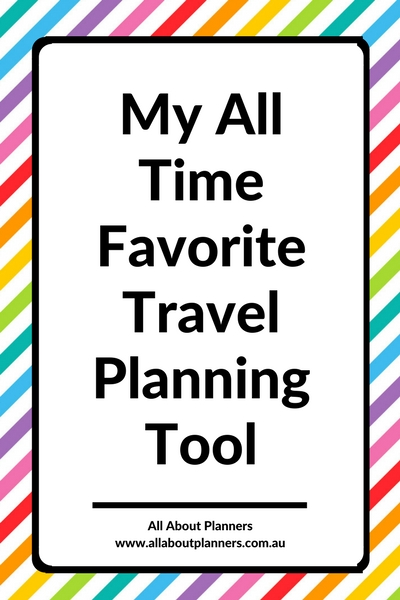 favorite trip planning tool travel itinerary organization tips ideas app visit a city review video how to plan vacation