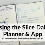 Using the Slice Planner – Paper planner and App (Review)