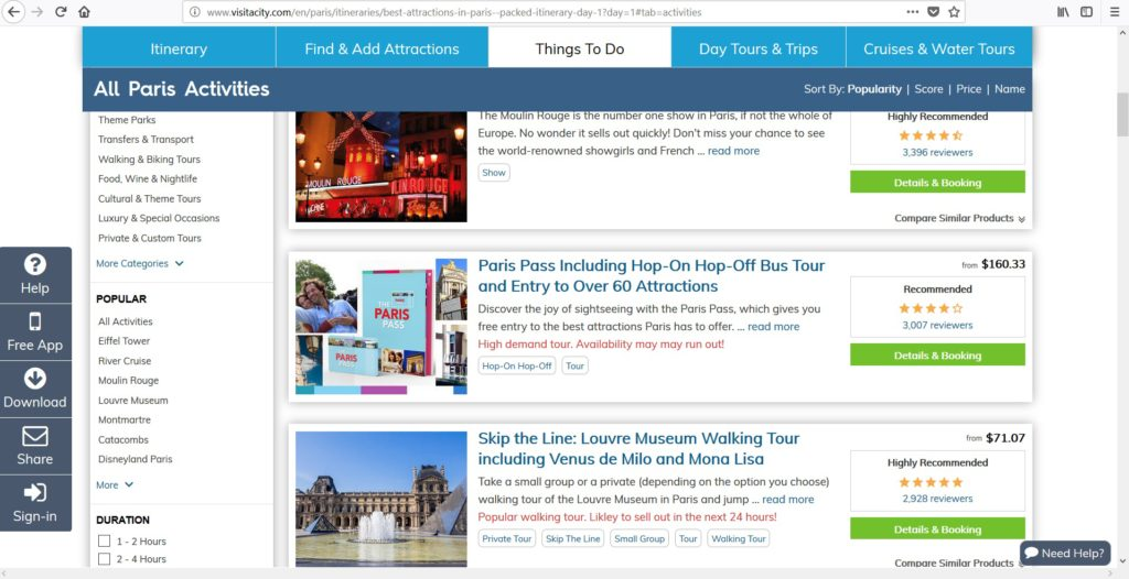 my all time favorite trip planning tool visit a city all about