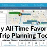 My all time favorite trip planning tool: Visit a City