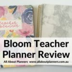 Bloom Teacher Planner (pros, cons and a video walkthrough)