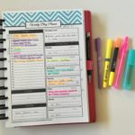 Weekly planning using only a printable to do list (Week 51 of the 52 Planners in 52 Weeks Challenge)