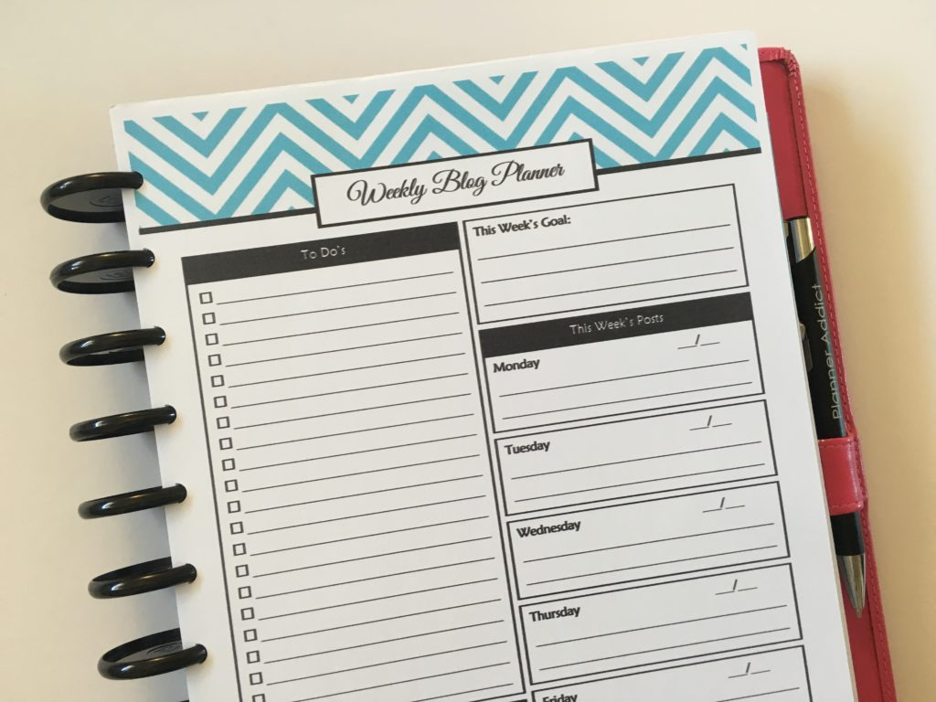 diy weekly planner template - Selo.l-ink.co