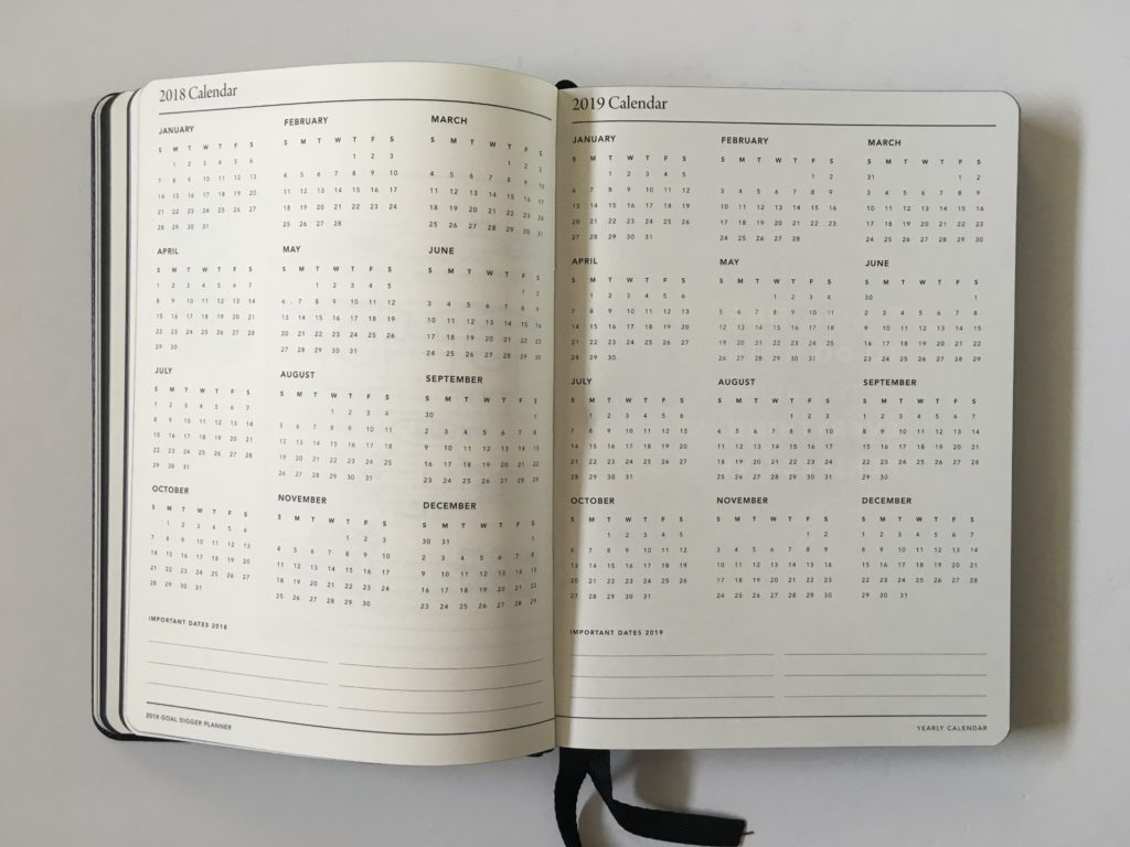 australian made planner mi goals gender neutral dates at a glance annual planning goal setting