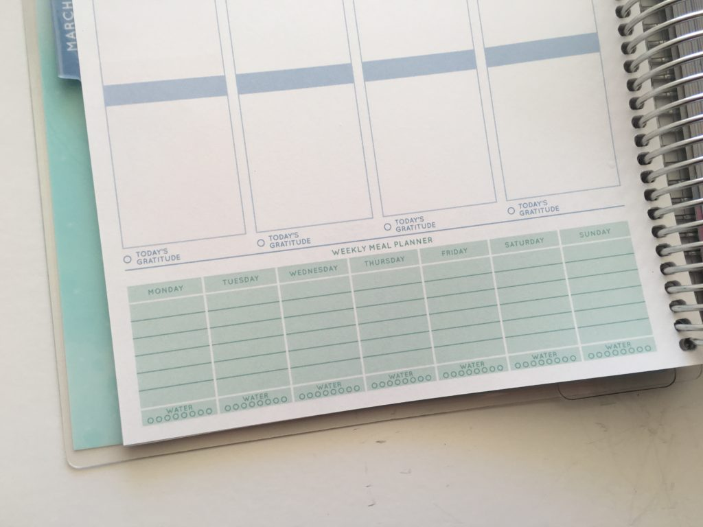 officeworks planner otto wellbeing health and fitness cheaper alternative to erin condren vertical life planner colorful vertical style