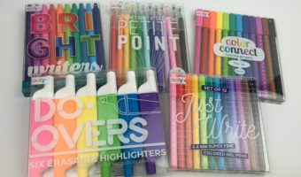 Ooly pen & highlighters haul (cute rainbow planner supplies)