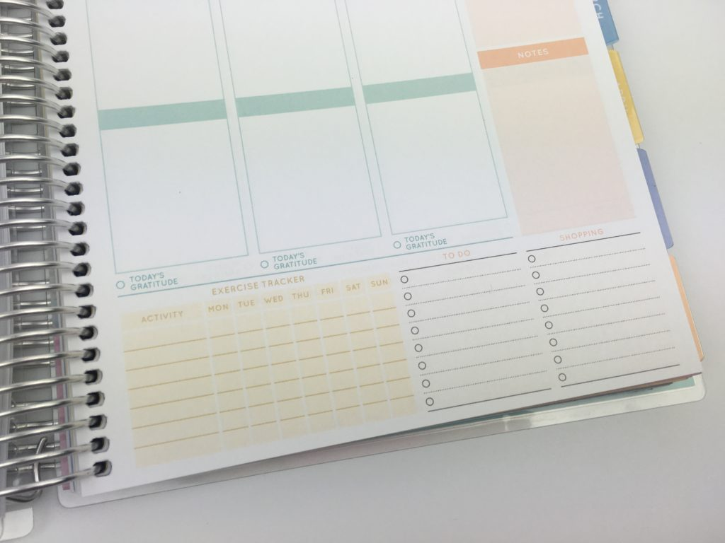 otto wellbeing planner health fitness habit tracker meal planning similar cheap alternatives to erin condren australian made