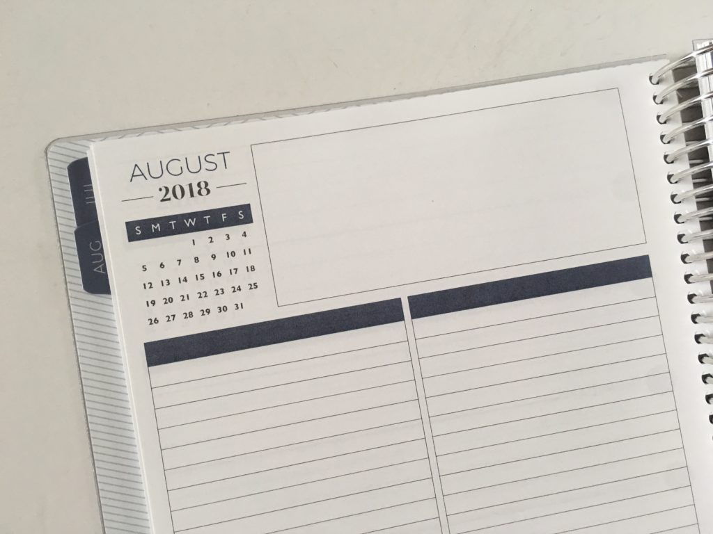 plum paper planners review horizontal lined with notes perfect for list making habit tracking most important tasks 1 page per week gender neutral colors
