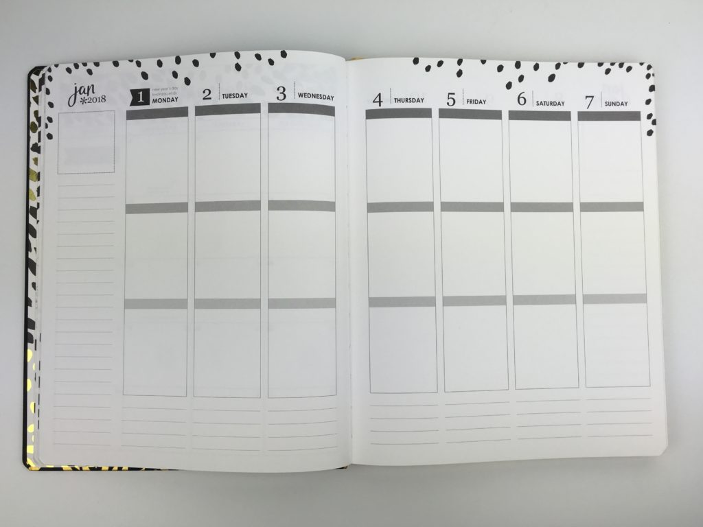 erin condren vertical life planner hardbound version review pros and cons categorised neutral colors comparison with hourly