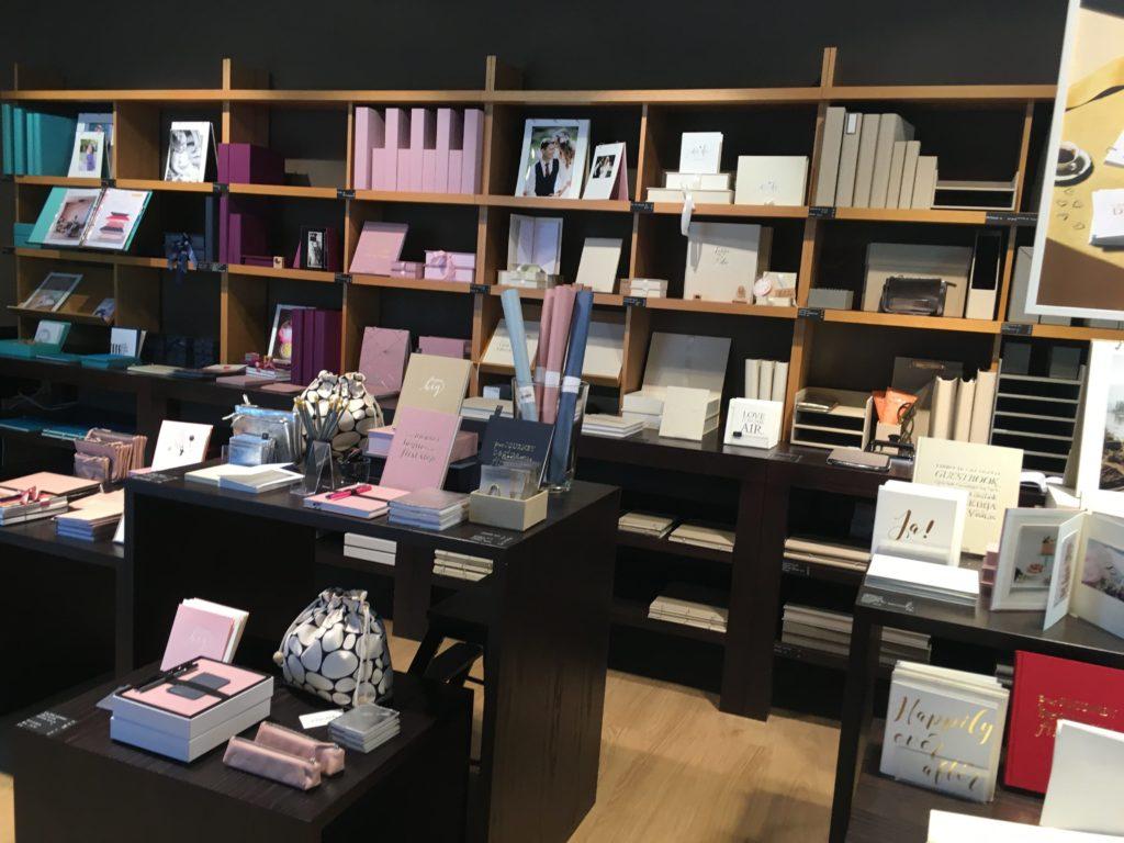 bookbinders stationery shop switzerland bern recommendation pretty preppy notebook planner agenda pens diary organization-min