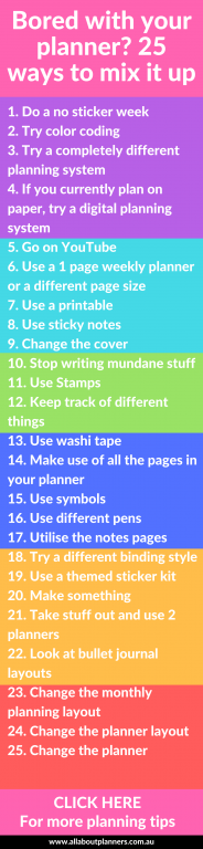 bored with your planner decorating ideas minimalist tips planner newbie bullet journal bujo inspiration ideas simple all about planners setting up a new planner notebook