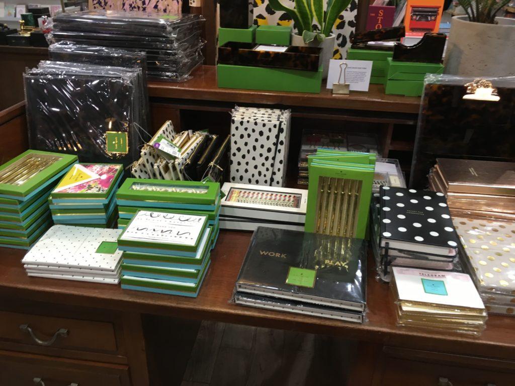 london stationery shops planner supplies shopping liberties kate spade pen notebook journal roundup-min