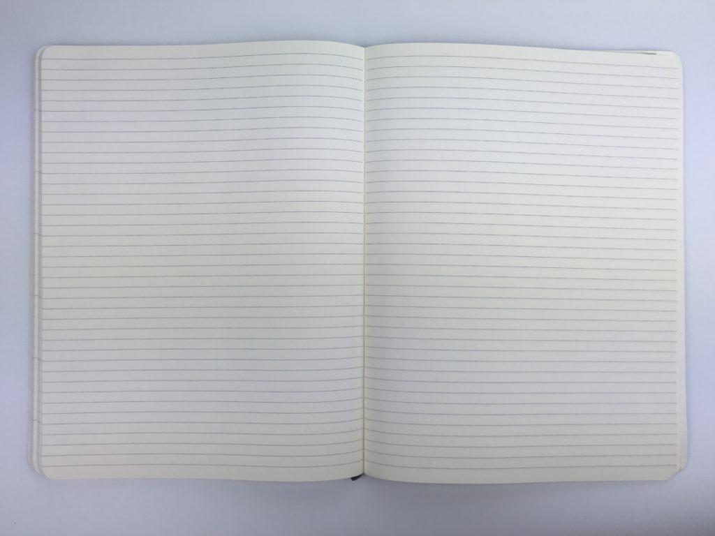 moleskin weekly planner pen testing notebook horizontal week on 2 pages monday start european holidays calendar diary agenda academic year