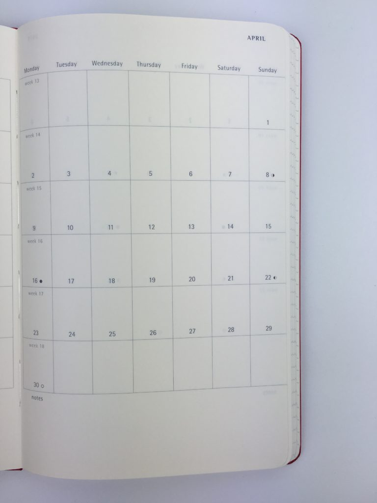 moleskin weekly planner review monthly 1 page how to use ideas inspiration honest review pros and cons