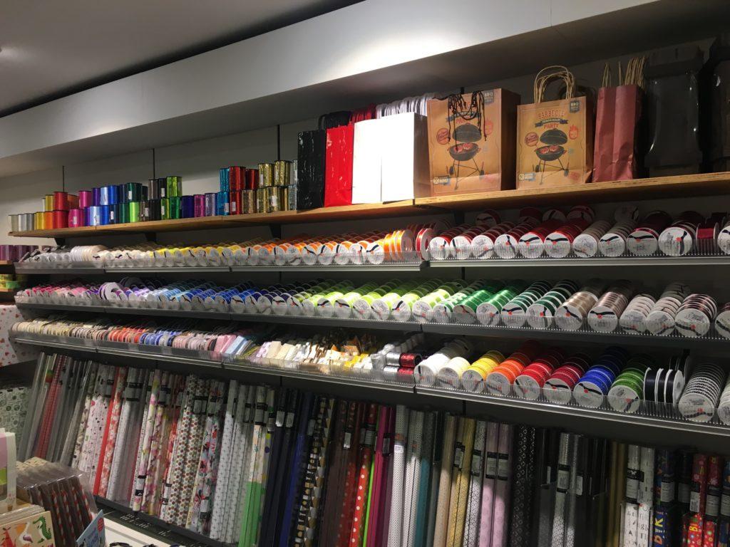 paperterie zumstein stationery shopping haul switzerland recommendation planner supplies pen notebook agenda diary best gift wrap-min