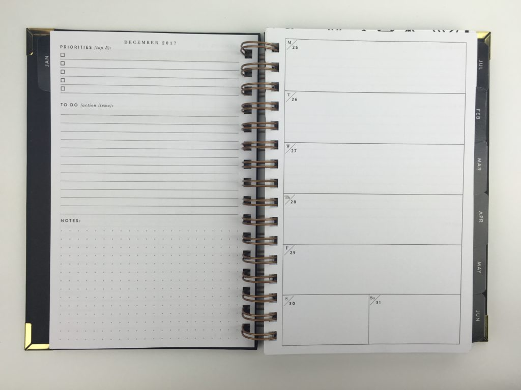 rule the world 2 page weekly planner spread sugar and type monday week start affordable minimalist black and gold