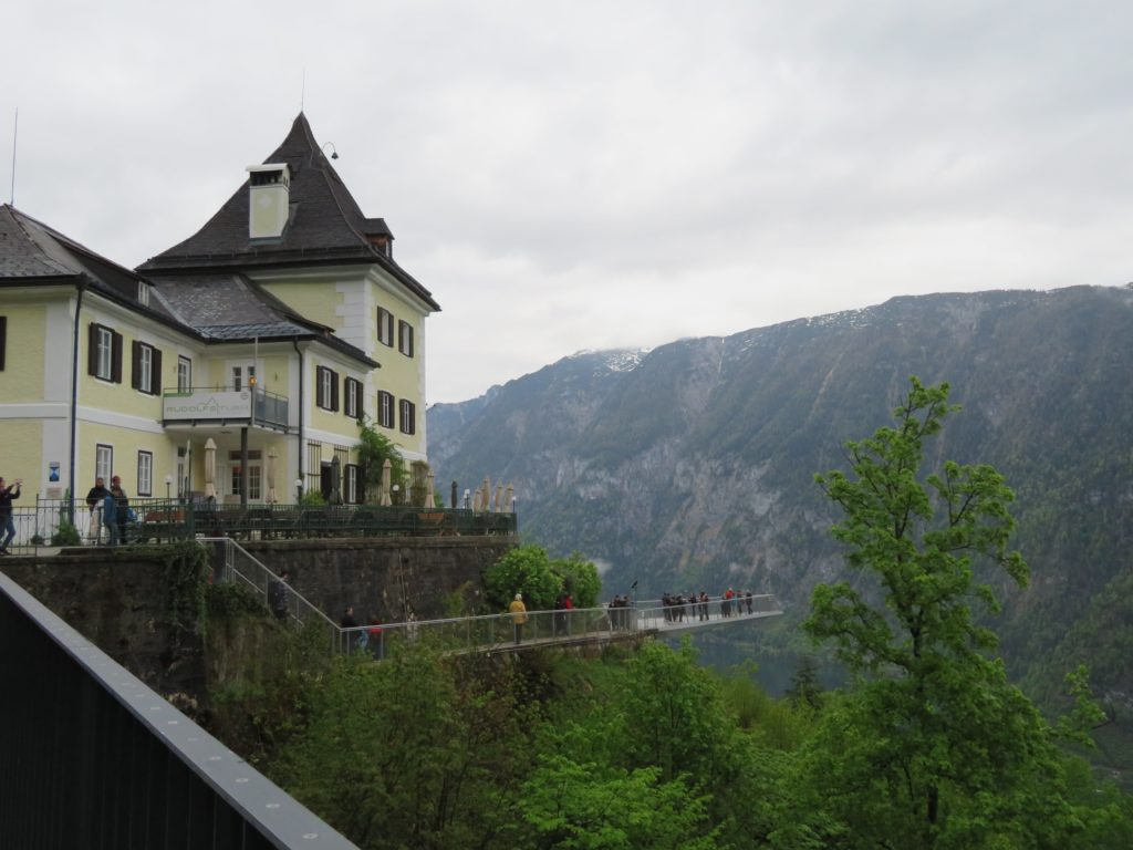 hallstatt skywalk austria things to see and do tips itinerary view cute village lakeside town