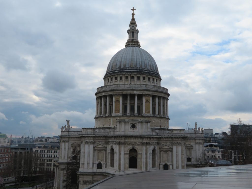 St Pauls cathedral London one new change photo spot things to see and do itinerary spring