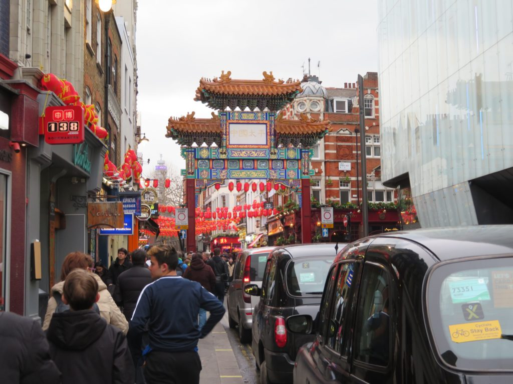 London chinatown must see and do directions food dinner tourist attractions itinerary