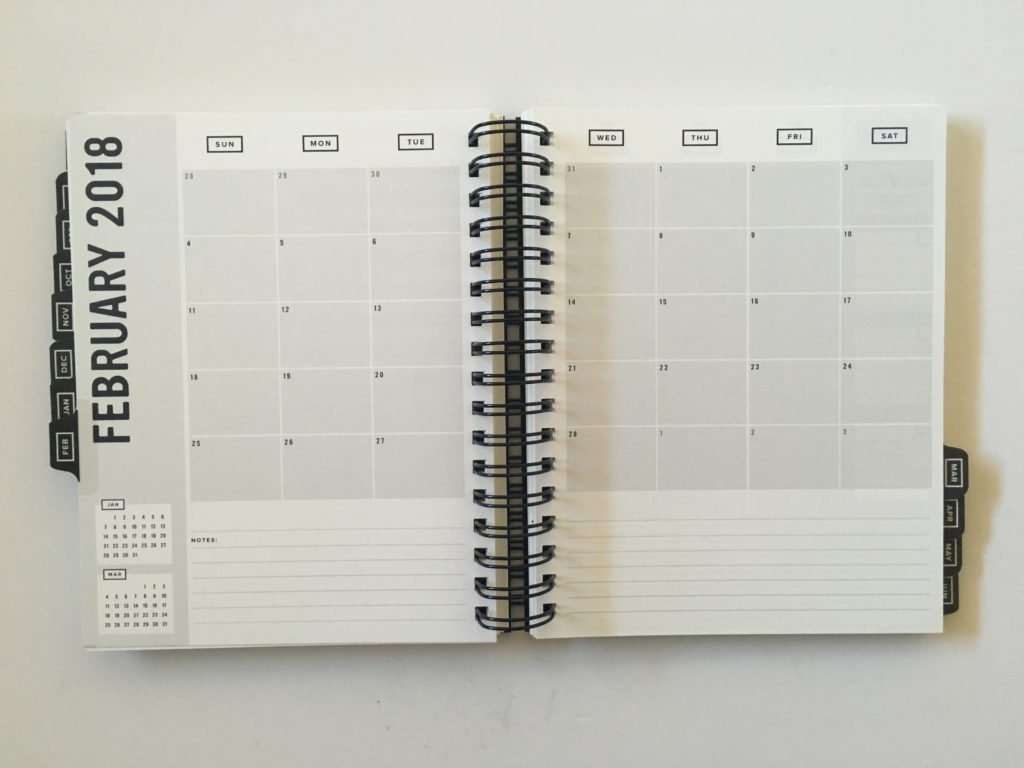 get to workbook planner review monthly minimalist student academic year simple productivity top 3 lined writing space vertical goal setting productivity