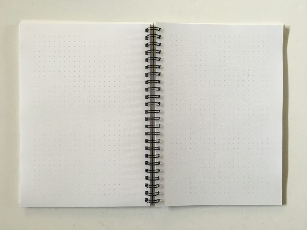grid dot notebook for bullet journal australian made letter love designs etsy review pen test wire bound not book glue binding a5 page size personalised