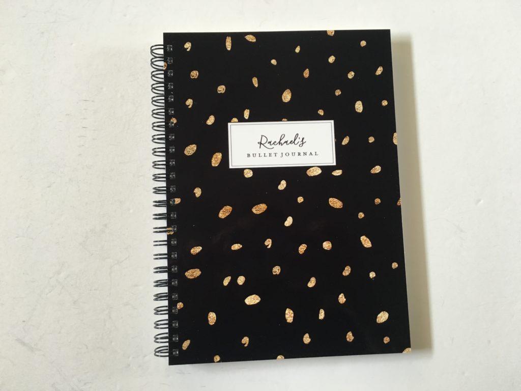 letter love designs bullet journal notebook review australian supplies custom made personalised grid dot paper key bujo supplies cute