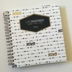 Life Inspired Weekly Planner Review (Lined Horizontal + Checklists Layout)