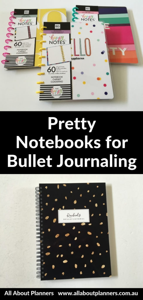 pretty notebooks for bullet journaling pros and cons decorative dot grid bujo supplies recommendation review