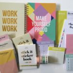 Studio Stationery Planner Review (Horizontal Weekly and Notes Page Layout, Undated)