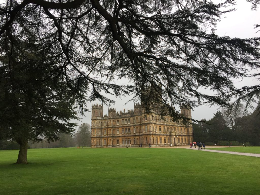 highclere castle downtown abbey day trip from london review viator worth the trip