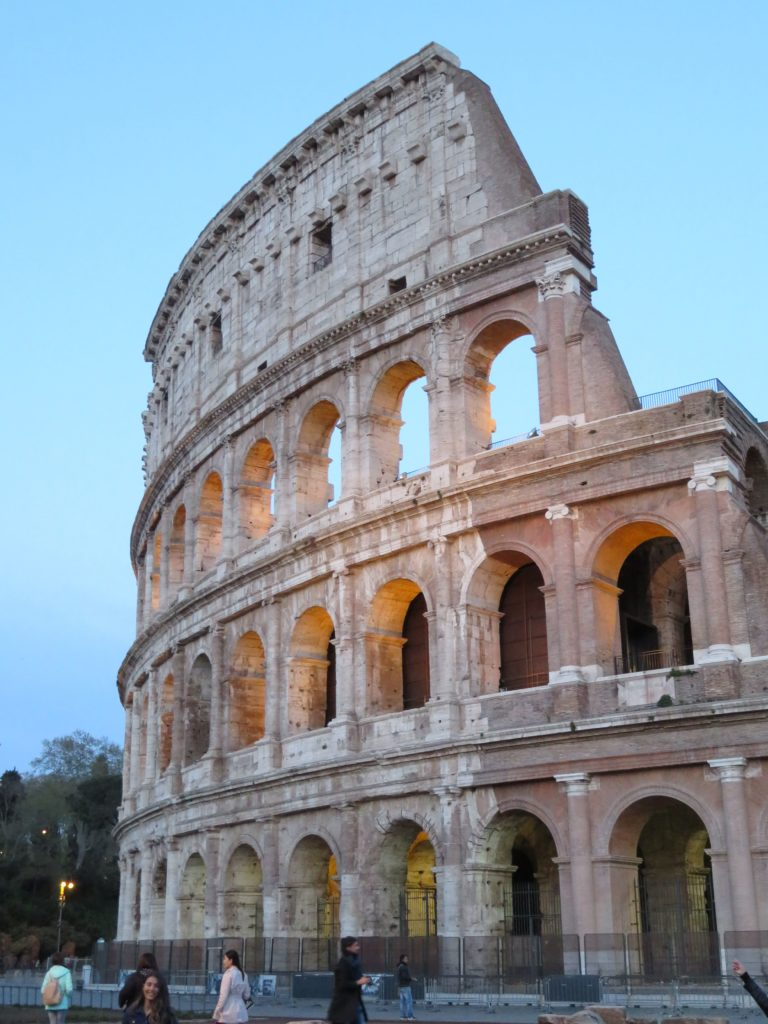 Rome Colosseum photo spots best time of day to visit photography must see and do