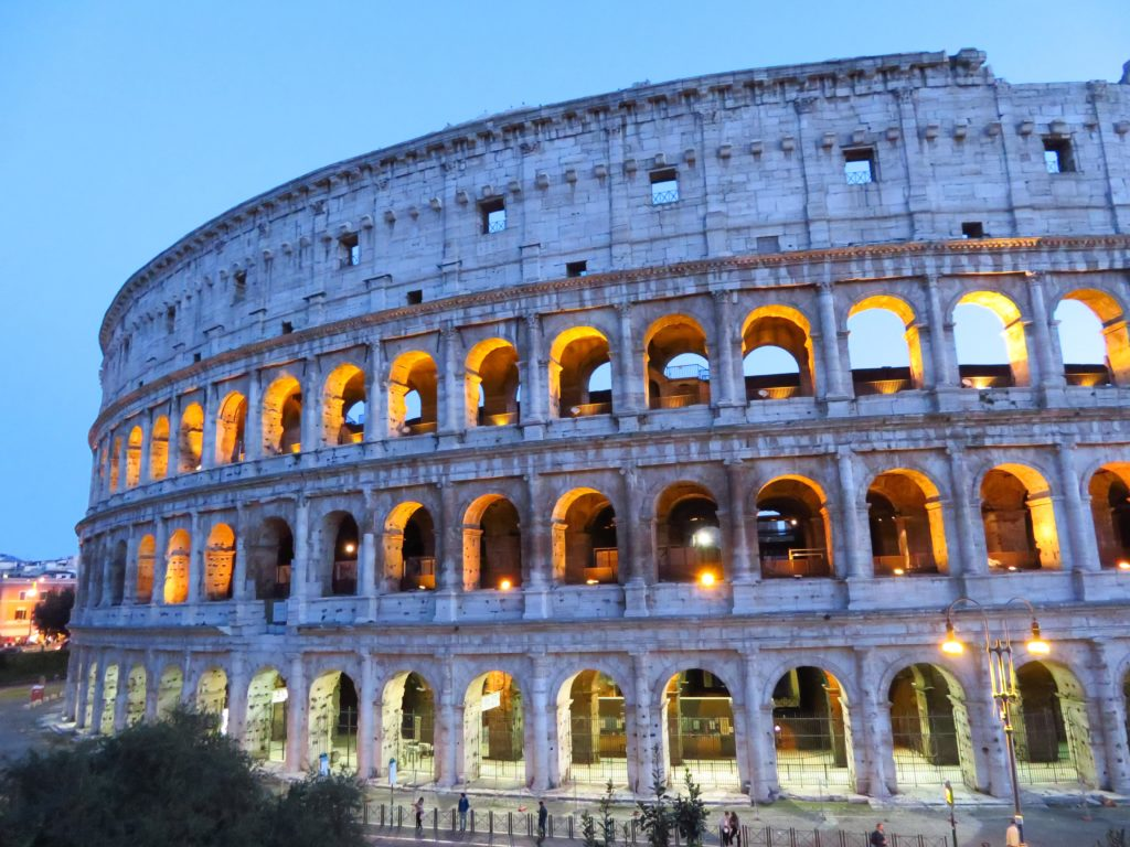 Rome Colosseum worth the cost? photo spots best time of day to visit photography must see and do